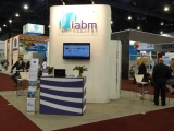 The new IABM stand at NAB 2013